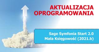 Sage Symfonia Start 2.0 – Mała Księgowość 2021.b